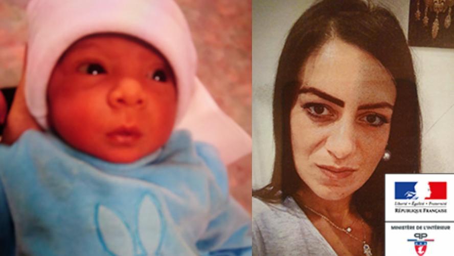 Une mère disparue avec son bébé prématuré — Seine-Saint-Denis