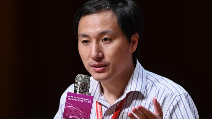 Des chercheurs chinois condamnés — Bébés génétiquement modifiés
