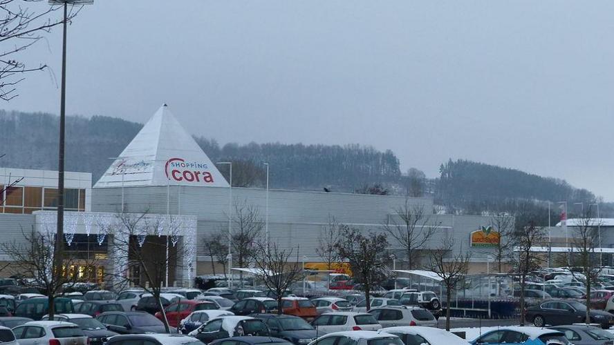 Lincroyable Offre Au Shopping Cora Messancy Vos Achats
