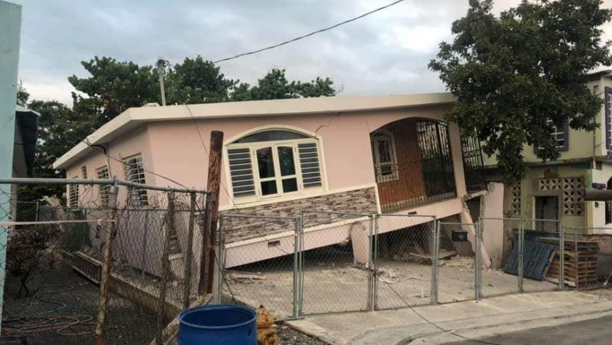 Un nouveau puissant séisme de magnitude 5,8 secoue Porto Rico