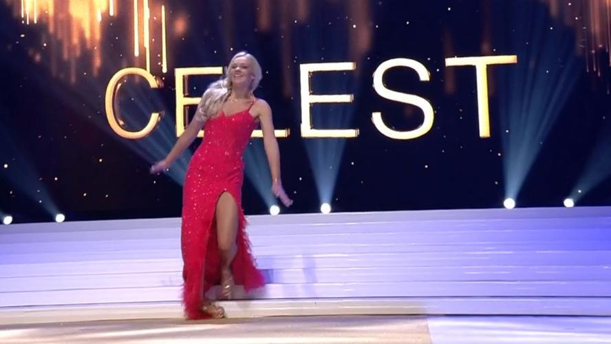 Une candidate perd son soutien-gorge! (vidéo) — Miss Belgique