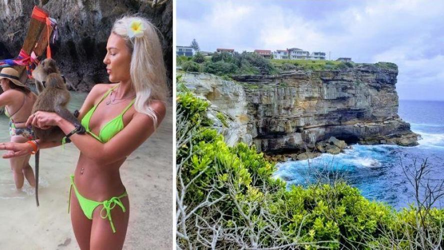 Une instagrameuse tombe d'une falaise en faisant un selfie