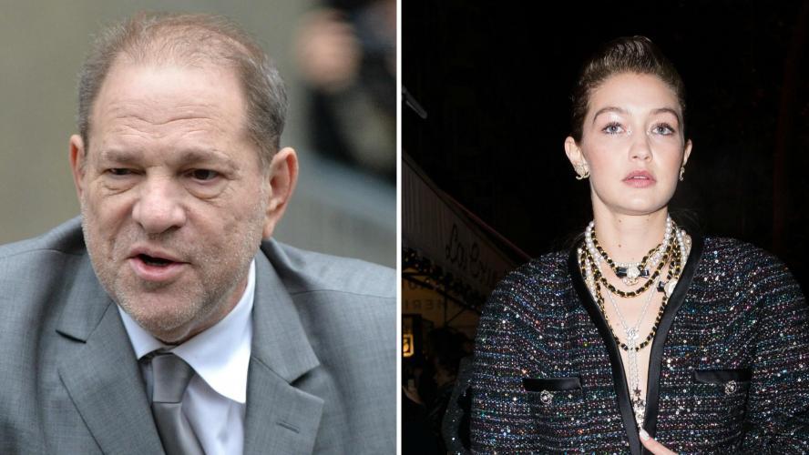 La top model Gigi Hadid juré potentiel au procès Weinstein