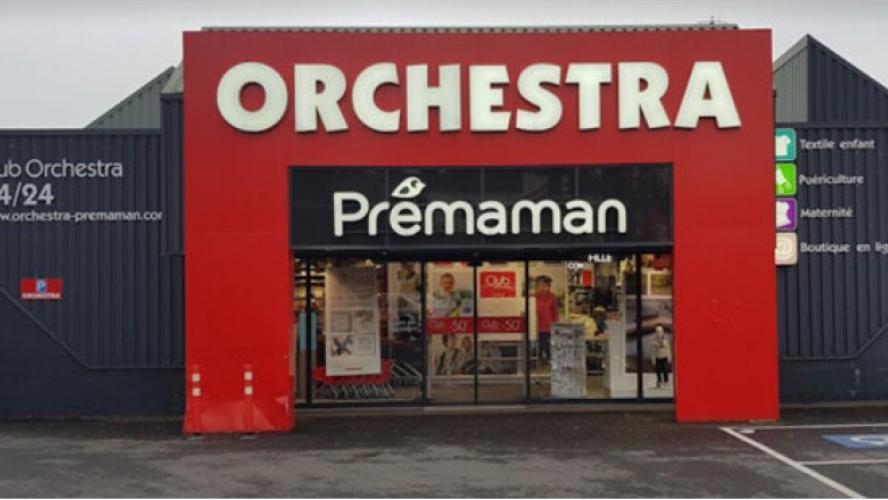 Va déposer une requête pour sauver 200 emplois en Belgique — Orchestra Premaman