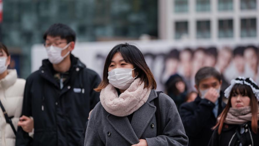 Chine: les grands moyens pour limiter la propagation du coronavirus