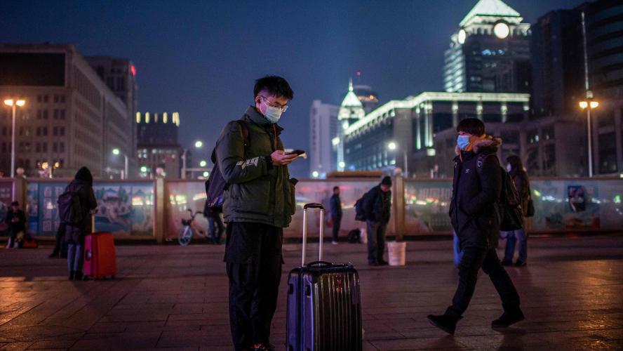 Une seconde ville chinoise placée à l'isolement — Coronavirus