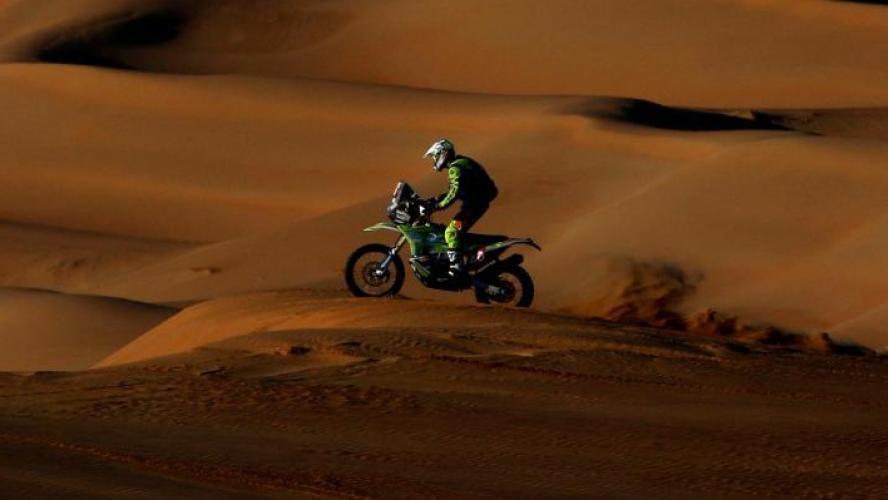 Dakar 2020 : mort d'un motard néerlandais huit jours après sa chute