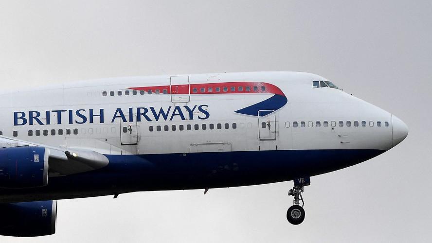 Coronavirus British Airways annonce la suspension immédiate de tous ses vols vers la Chine