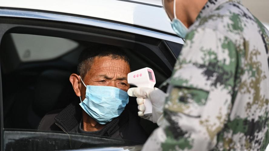 Chine: un patient atteint par le nouveau coronavirus décédé à Hong Kong