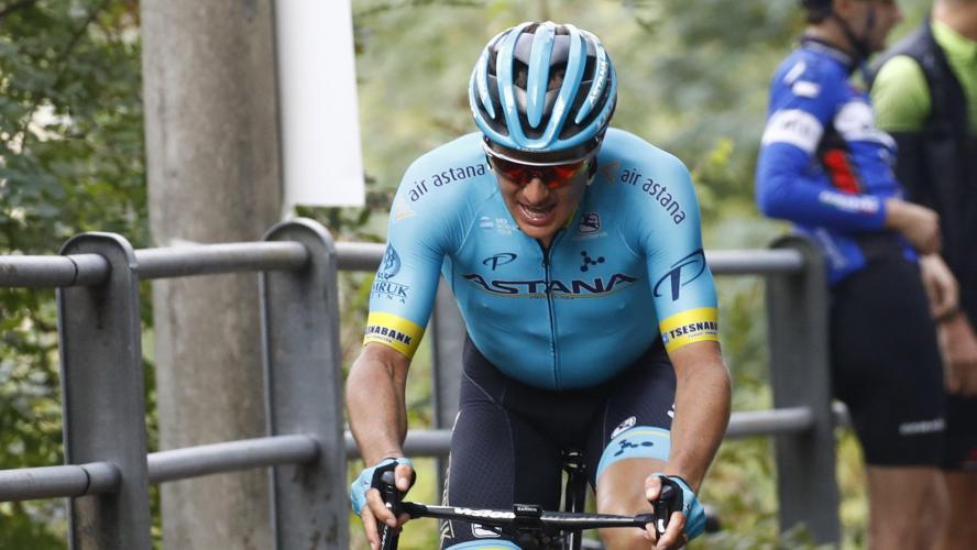 Le Danois Fuglsang avec le sulfureux docteur Ferrari — Cyclisme