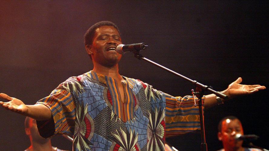 Joseph Shabalala — Musique du jour