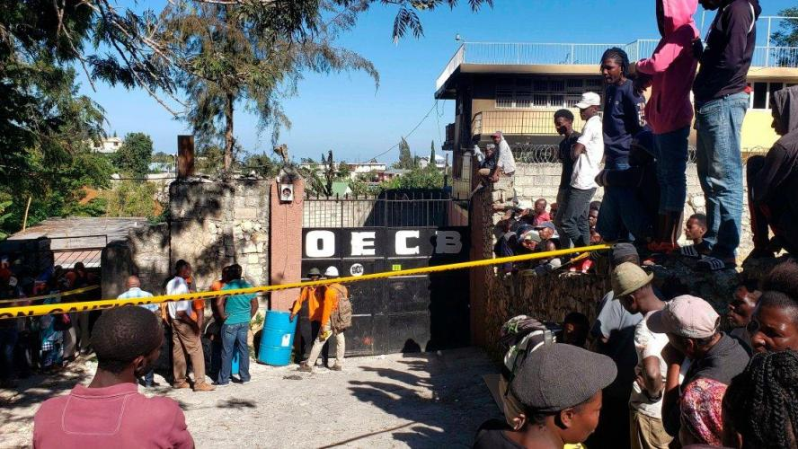 15 enfants tués dans l'incendie d'un orphelinat illégal — Haïti