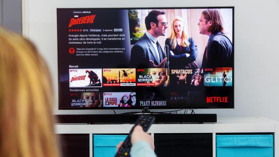Netflix met fin au mois d'essai gratuit en France