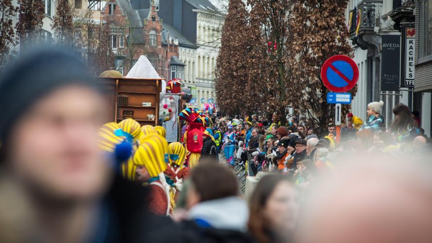 Belgique : l'offensant carnaval d'Alost