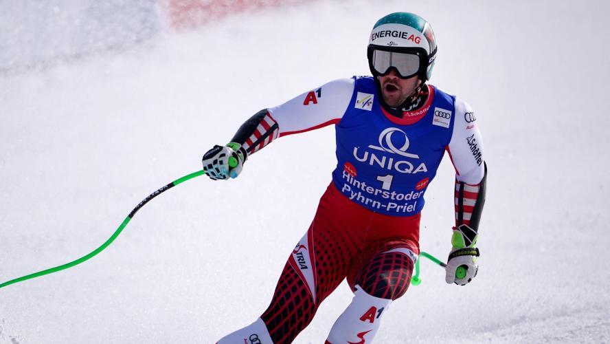 Alexis Pinturault relancé dans la course au gros globe - Ski - CM (H)