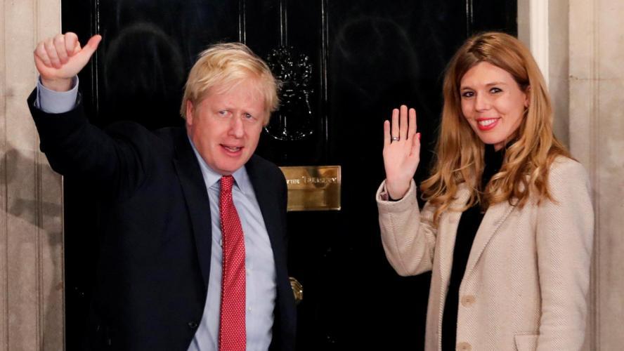 Le Premier ministre britannique Boris Johnson va se marier et devenir papa!