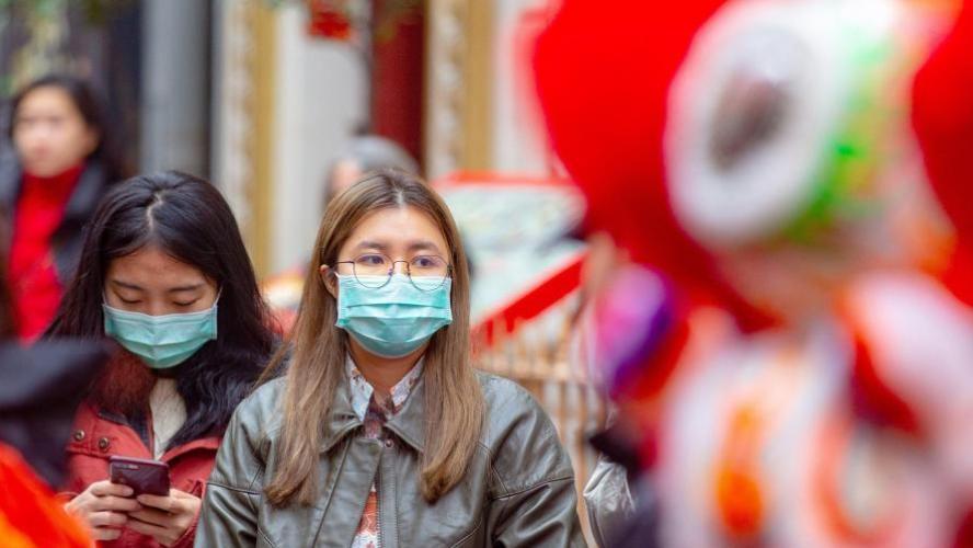 corona virus chine deces