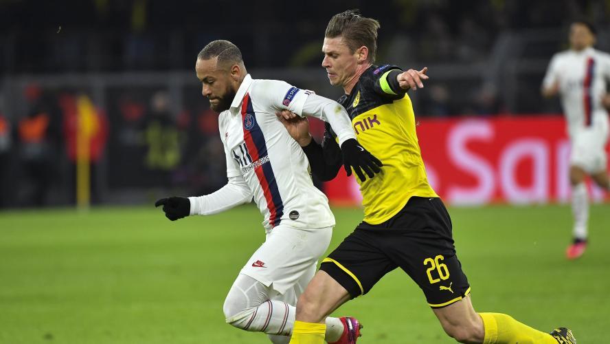 Huit clos : Le PSG et le Borussia Dortmund réagissent