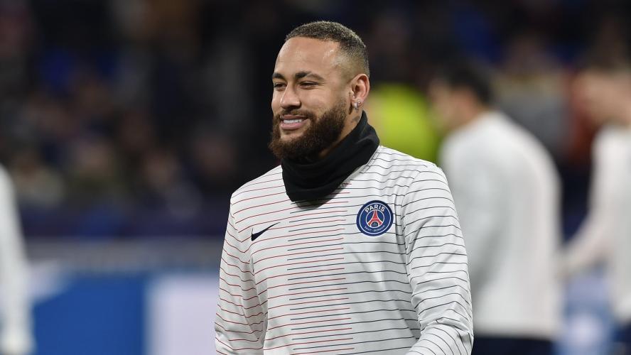 PSG : bonne nouvelle pour Neymar
