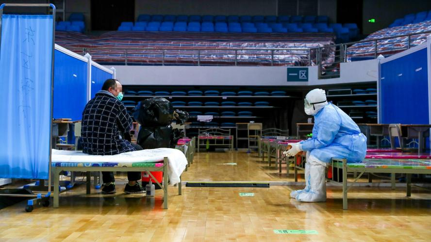 1.412 cas confirmés en France — Coronavirus