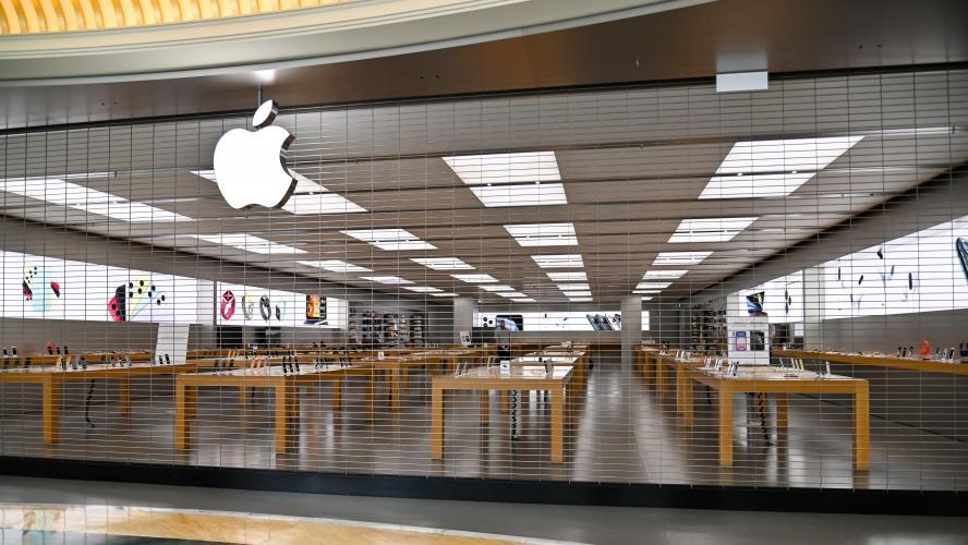 Coronavirus Apple ferme temporairement tous ses magasins en dehors de la Chine