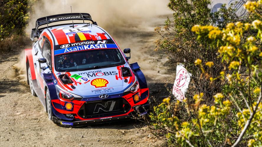 WRC - Abandon inexpliqué de Thierry Neuville au rallye du Mexique