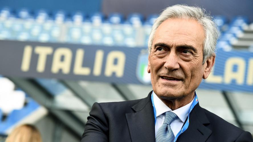 Gravina souhaite que la Serie A se termine — Italie