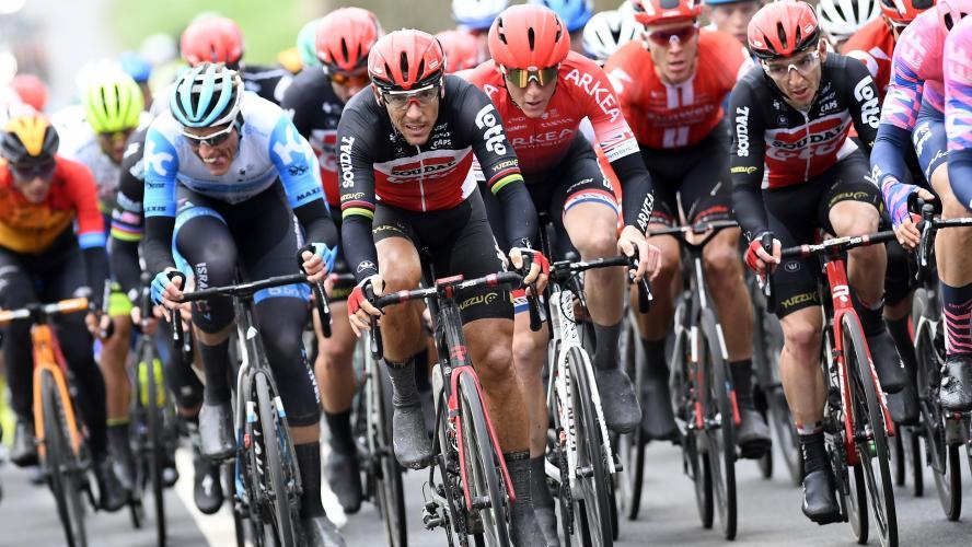 Aucune course cycliste internationale