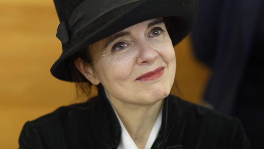 Le papa d'Amélie Nothomb est décédé du coronavirus — Habay