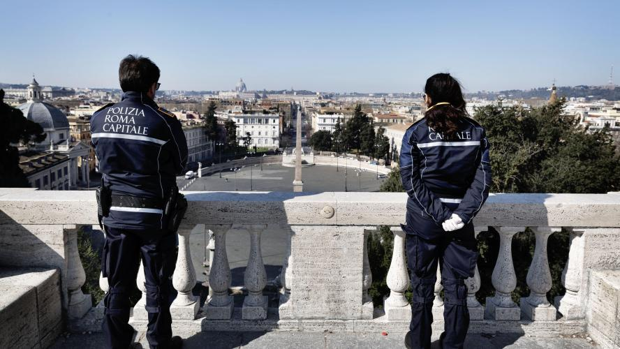 L'Italie dépasse 4.000 morts, des Etats américains en confinement — Coronavirus