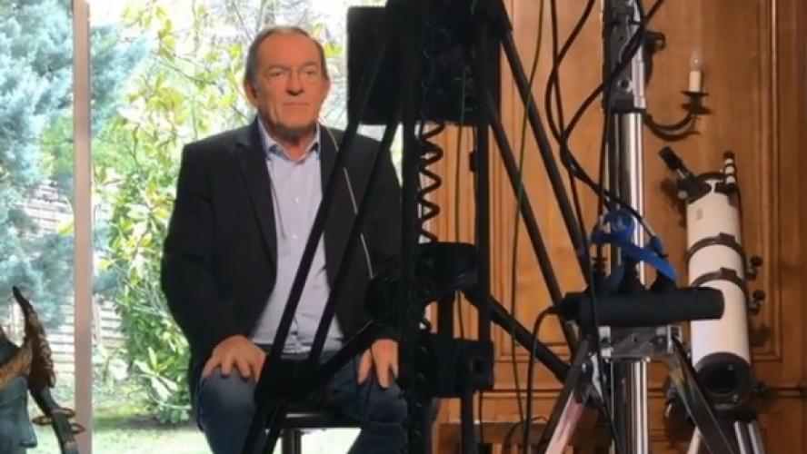 Jean-Pierre Pernaut se met en retrait du 13H de TF1 — Coronavirus