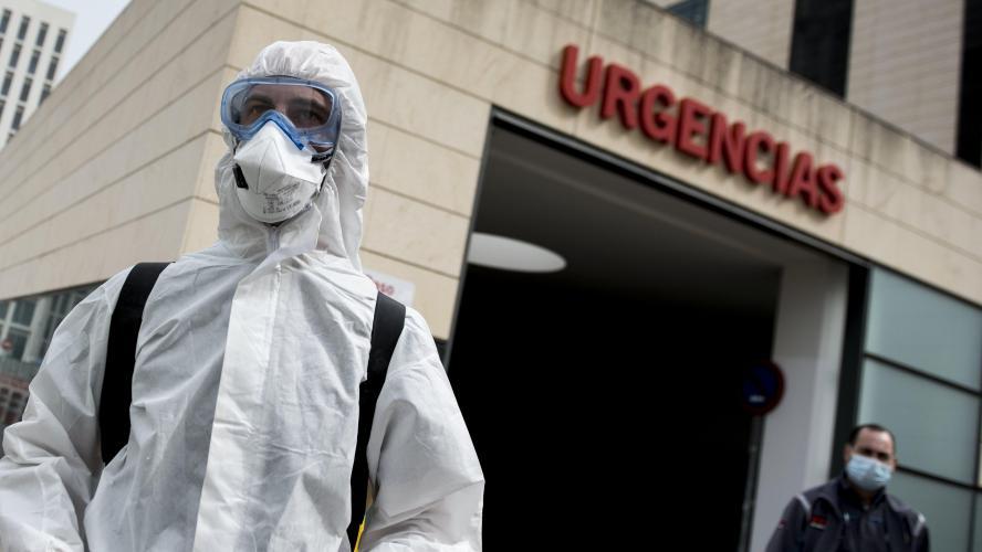 L'Espagne passe la barre des 1.000 morts parmi les patients contaminés au coronavirus
