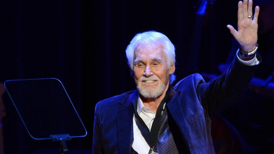 Kenny Rogers : décès de la star à 81 ans