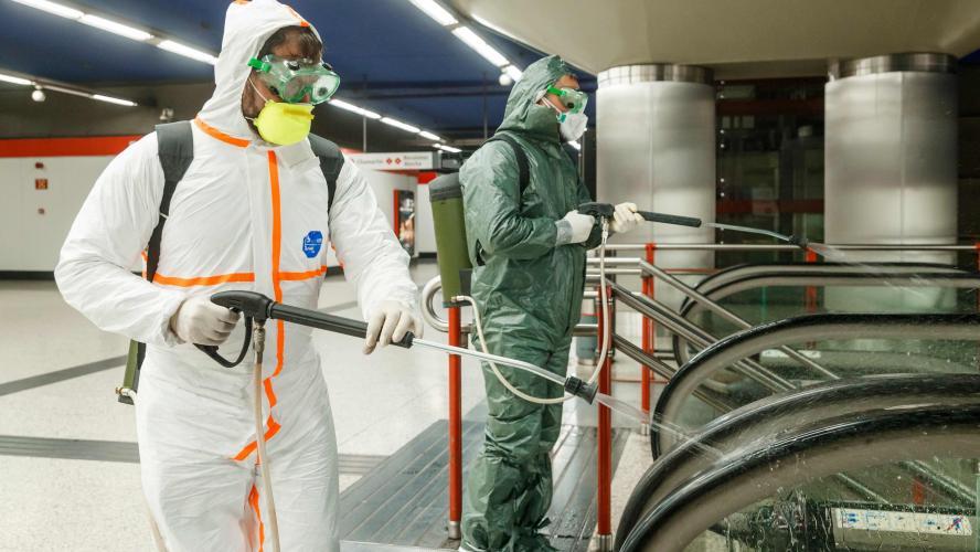 Coronavirus en Espagne: plus de 1.700 décès et 28.572 cas confirmés