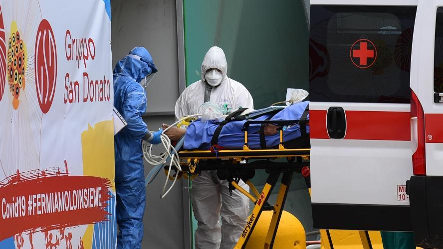 Coronavirus: l'Italie entrevoit une lumière au bout du tunnel