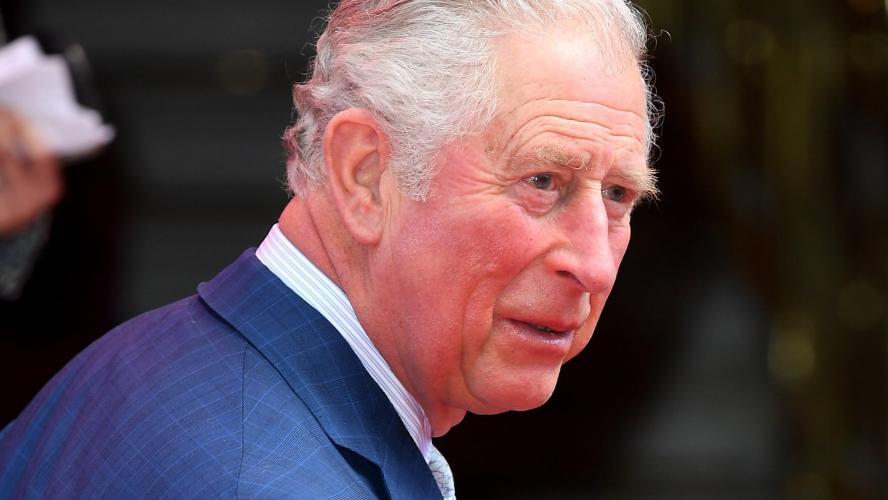 Le Prince Charles, héritier de la couronne, testé positif au Covid-19