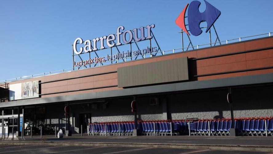 Une employée de chez Carrefour est décédée en France — Coronavirus