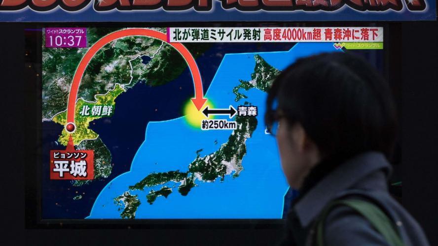 La Corée du Nord lance à nouveau des missiles en pleine pandémie