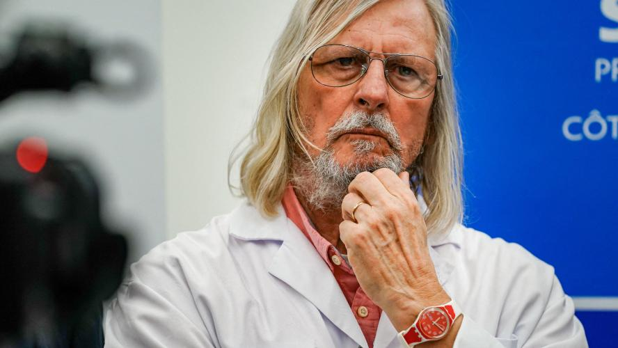 Le Pr Raoult alerte sur l'usage d'hydroxychloroquine en automédication — Coronavirus