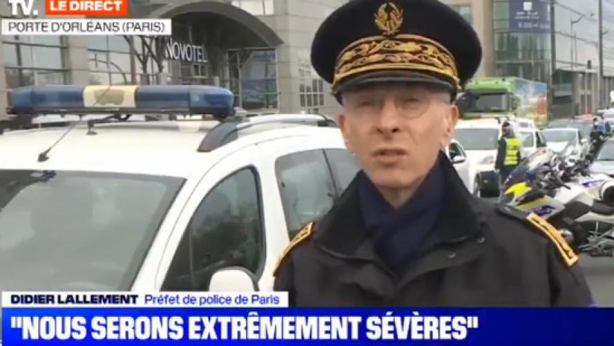 «Les patients en réanimation sont ceux qui n'ont pas respecté le confinement»: polémique en France après les propos du préfet de police de Paris