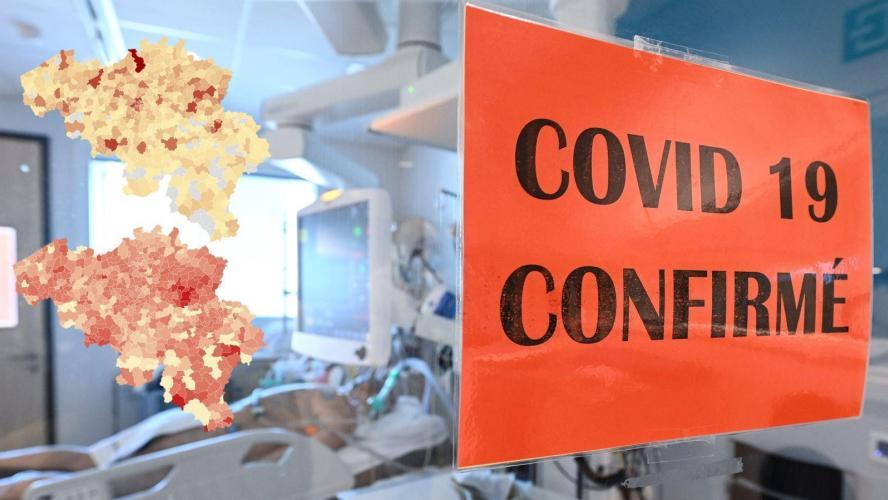 268 nouveaux décès au cours des dernières 24 heures en Belgique — Coronavirus