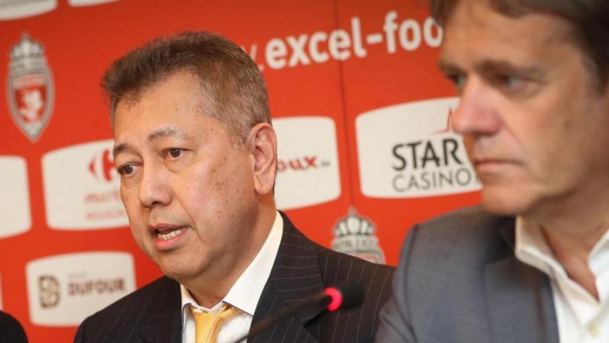 Mauvaise nouvelle pour l'Excel Mouscron : le club n'obtient pas sa licence !