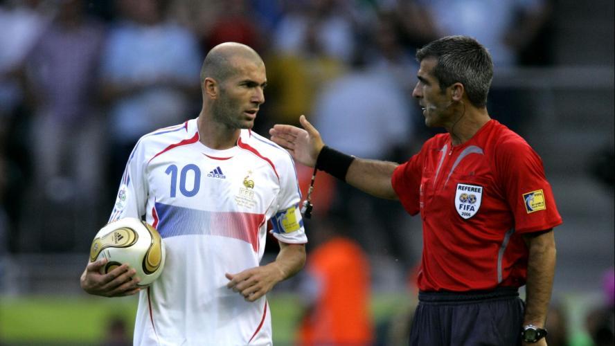 Willy Sagnol en a voulu longtemps à Zidane — France