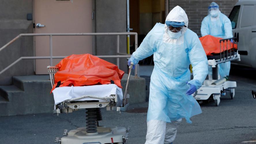 315 nouveaux décès en hôpital en France, 14.393 morts au total — Coronavirus