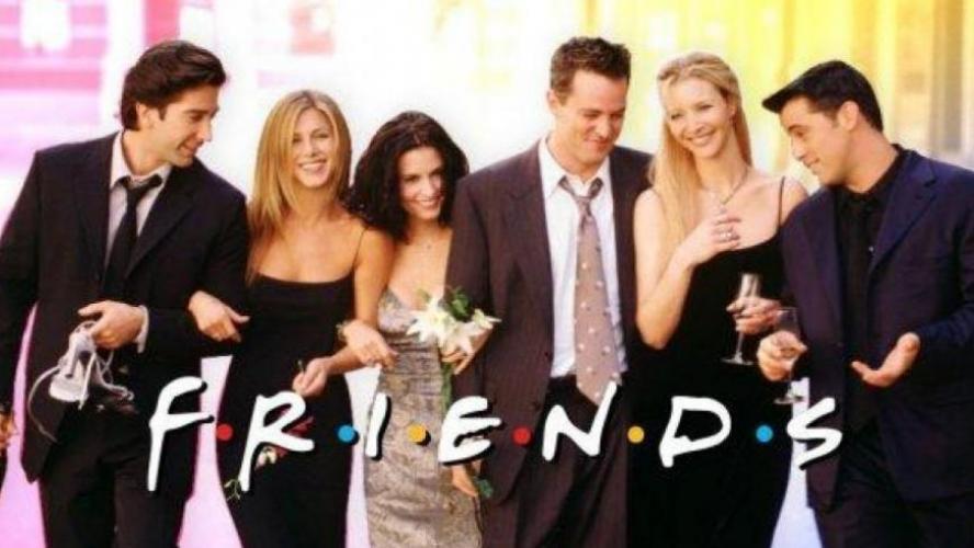Les retrouvailles de Friends devront attendre, pandémie oblige