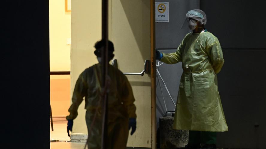 Coronavirus: «Lever les restrictions trop rapidement pourrait entraîner une résurgence mortelle», avertit l'Organisation mondiale de la santé