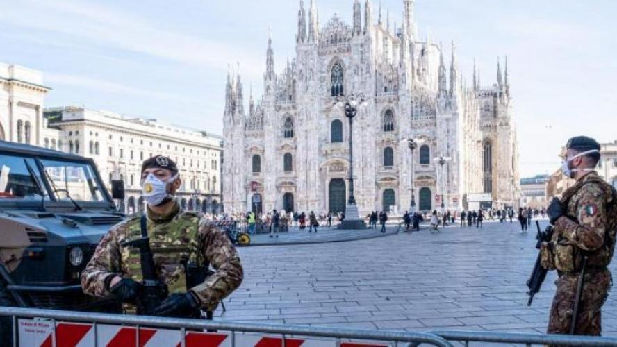 COVID-19 : l'Italie passe le cap des 20 000 morts