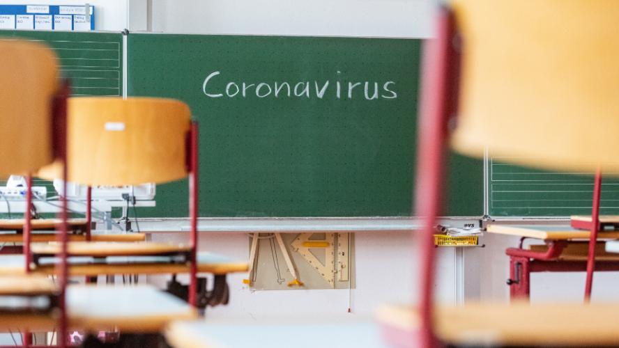 Rentrée scolaire: le code couleur pourra varier d'une zone à l'autre!