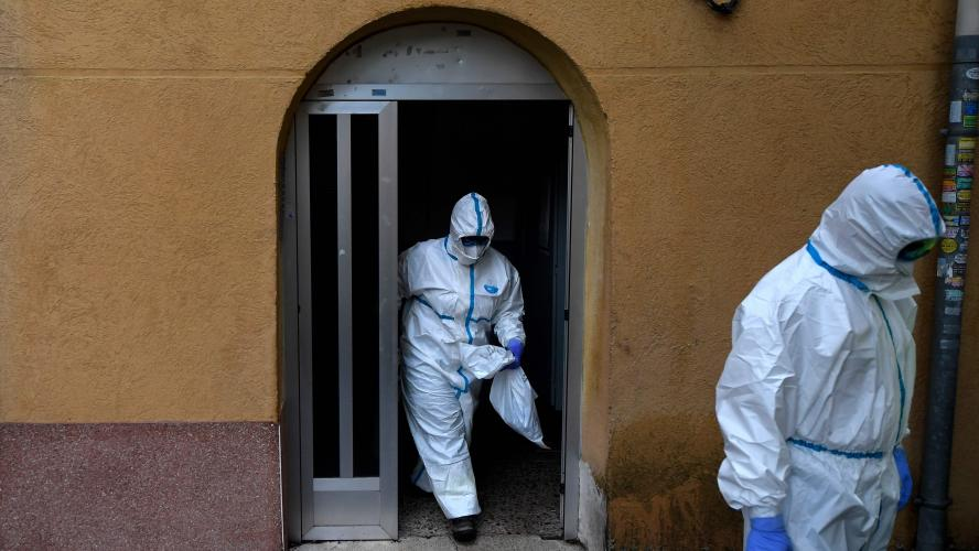 430 morts du coronavirus en 24 heures, léger rebond — Espagne