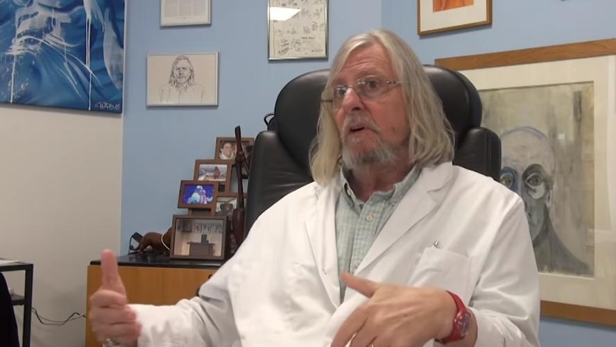 Trouver un vaccin pour une maladie non immunisante, c'est un défi idiot